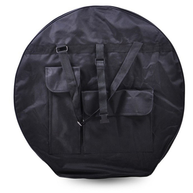 Professional portable thicker 24 army drum kit bag backpack oxford package soft gig cover waterproof box black shoulder straps