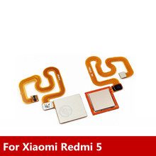 New For Xiaomi Redmi 5 Module Fingerprint Identification Touch ID Sensor Home Button OK Key Fingerprint Sensor Button