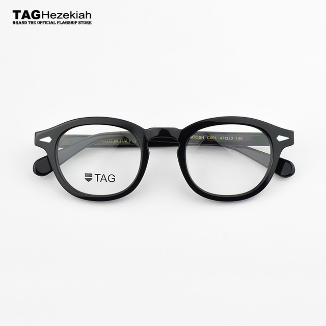 5ab9cc73a57 round glasses frame Brand myopia computer eyeglasses frames men women Vintage  spectacle Retro optical Polarized sunglasses