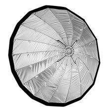 JINBEI 120 cm Tiefe Regenschirm Softbox