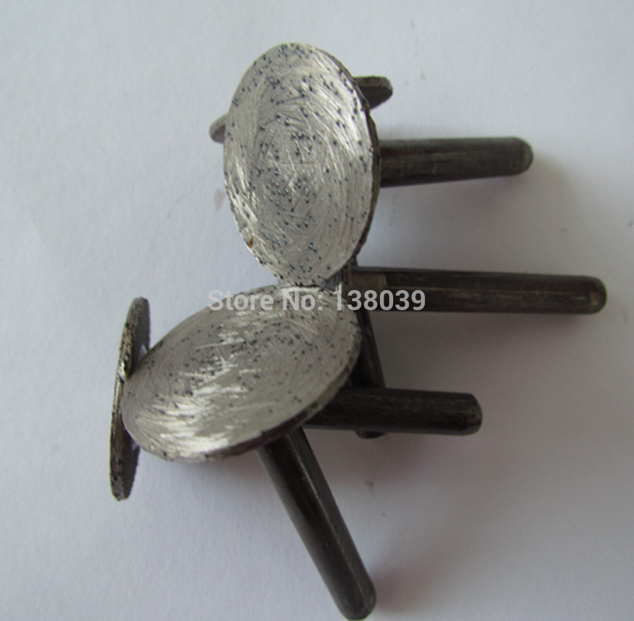 Sintered Mini Carving Blade  25 Mm, Shank 6mm,stone Carving, Granite Carving Free Shipping