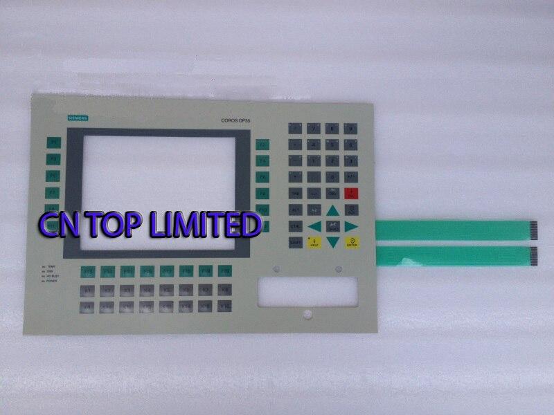 OP35 6AV3535-1TR41-0BX0 6AV3 535-1TR41-0BX0 OP35 Compatible Keypad Membrane 6av3617 1jc30 0ax1 6av3 617 1jc30 0ax1 op17 compatible keypad membrane