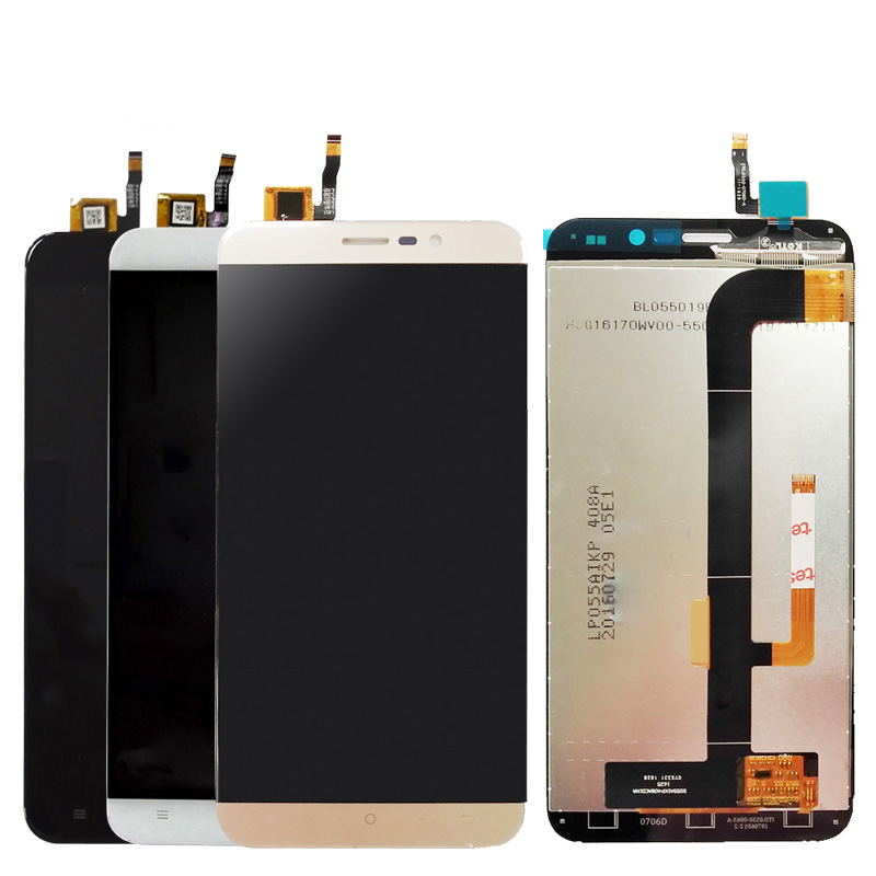 For Note S LCD +Touch Screen for Cubot Note S LCD