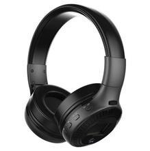 LNBEI B19 Hi-Fi Fone de Ouvido Estéreo Bluetooth Fone De Ouvido Sem Fio com MICROFONE Display LCD Rádio FM Apoio TF Cartão para Computador PC telefone