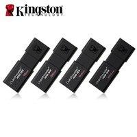 Original Kingston USB 3 0 USB Flash Drives 16GB 32GB 64GB 128GB Pen Drive Plastic Sleek