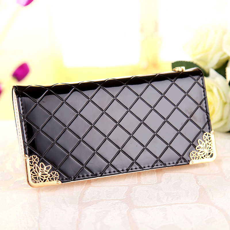 2018 Fashion women clutch bag purse wallet female famous