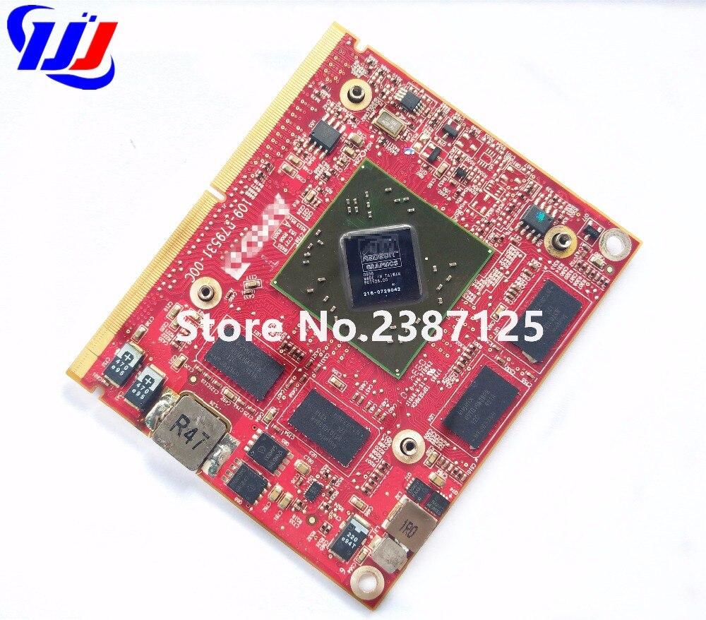 Original ATI Radeon HD 4650 HD4650 DDR3 1GB MXM A Graphics VGA Video Card for A c er Aspire 5539G 5739G 5935G 7738G Drive Case цена 2017