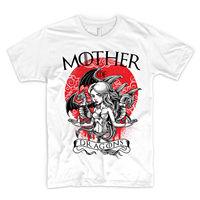 Mother Of Dragons T Shirt I M Not A Princes Khaleesi Games Of Thrones Targaryen Short