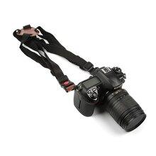 Снимать Дизайн Quick Release Ремни для камеры ремень Средства ухода за кожей шеи плечевой ремень для DSLR Canon Sony Nikon Pentax Samsung F2 нести Пауки Наборы