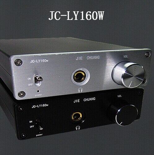 лучшая цена Bluetooth CSR8645 +TDA7498E +TPA6120 digital amplifier supports APT-X 160W + 160W high-power digital amplifier