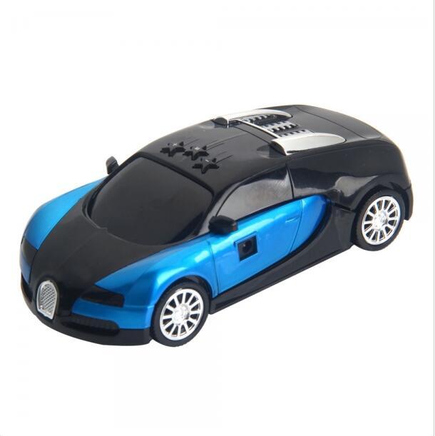 360 Degree Full band radar detector Protection Detector Laser Detection Voice Alert GPS Bugatti Car Shape