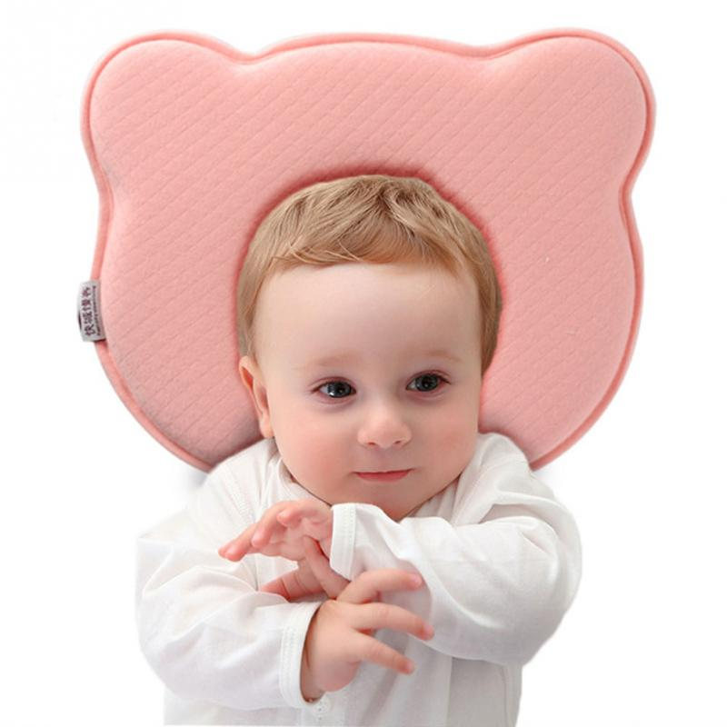 Memory Foam Baby Pillows Breathable Baby Shaping Pillows