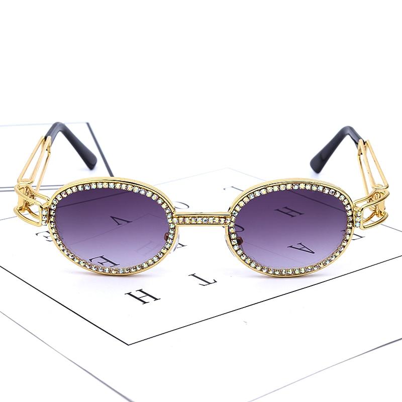 Beautiful Diamond Sunglasses 7 Colors 2