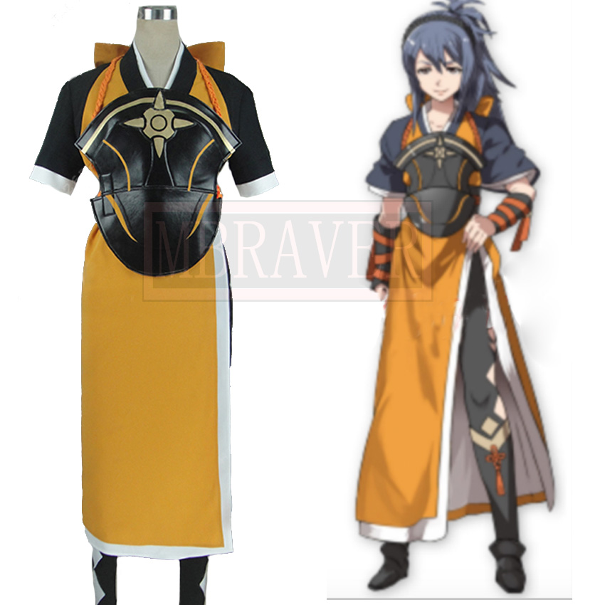 Fire Emblem Fates IF Oboro Costume Christmas Halloween Cosplay Costume Custom Made Any Size fates warning fates warning theories of flight 2 lp