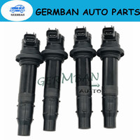 4PCS/LOT Ignition Coils for Motorcycle Yamaha WR25 WR250 WR250R WR25R RS90 8ES 82310 00 00 FX Nytro MTX RTX 2008 2014