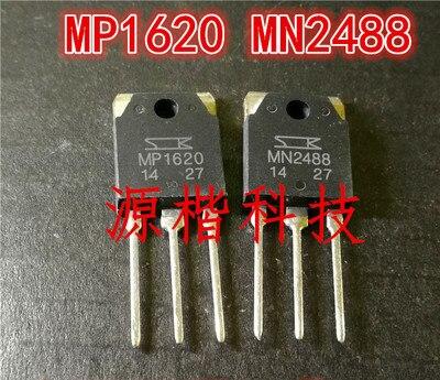 mp1620+mn2488 Transistor TO-3P Paar mp1620//mn2488