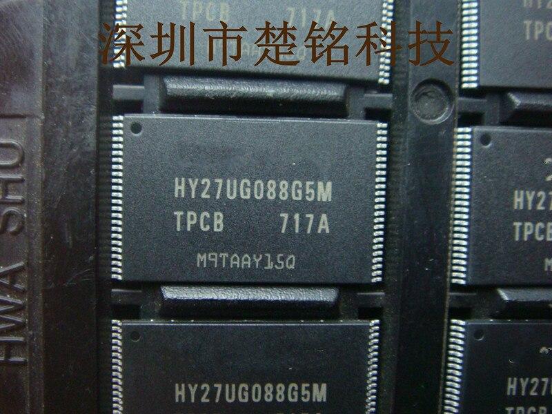 1pcs/lot HY27UG088G5M TSOP-481pcs/lot HY27UG088G5M TSOP-48
