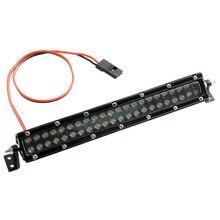 1:10 LED Light Bar (White) x 1 Set for RC Car, Crawler, Truck