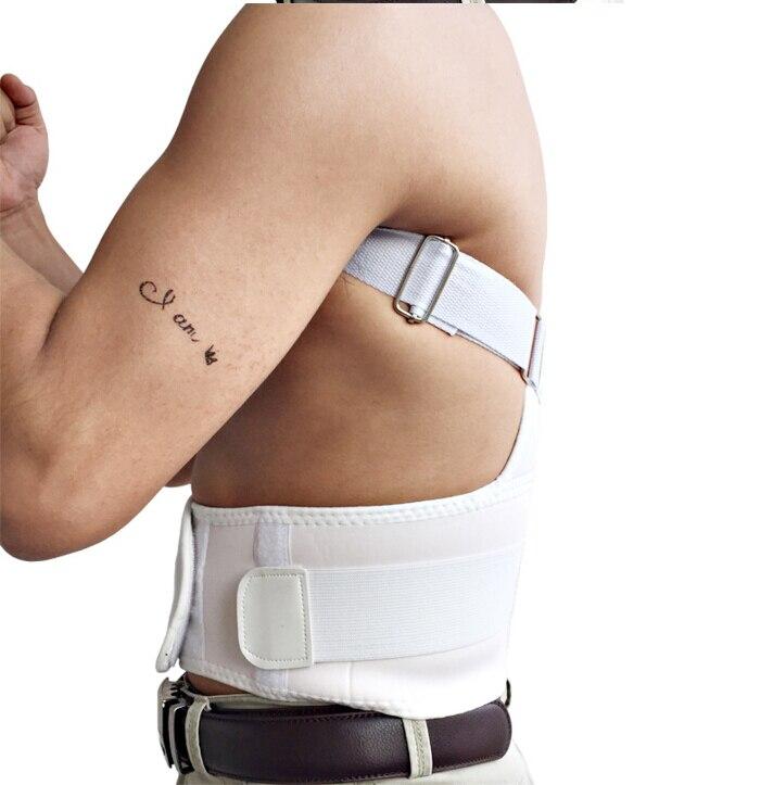 ГОРЕЩА РАЗПРОДАЖБА! Мъжки корсет за коректор за стойка за мъже задна гривна назад колан поясни поясни опори прав гръб високо качество безплатна доставка