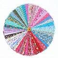 Aleatória Costurar de Algodão Trimestres de Gordura Tecido Patchwork Para Costura Scrapbooking Tissu Floral Padrão de Colcha de Costura Recados 30x20 cm