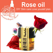 Free shopping! Essential oils Oil kingdom, 100% pure England Rose essential oils 2ml Spot Whitening цена