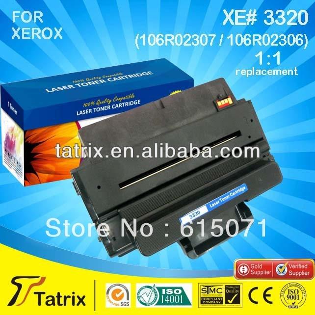 ФОТО FREE DHL MAIL SHIPPING. 106R02307 Toner Cartridge ,Triple Test 106R02307 Toner Cartridge for Xerox toner Printer