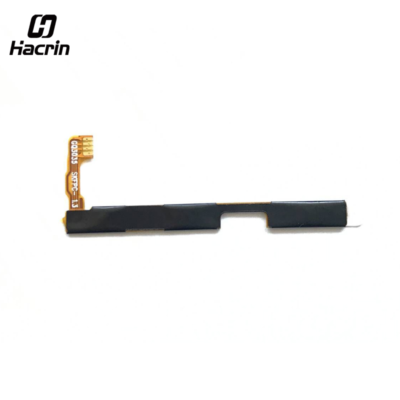 hacrin FPC Mobile Phone on/off Power & volume up/down Button Flex Cable FPC Repair Parts For Ulefone Power 2
