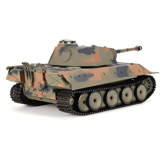 RC German Panther Battle Tank