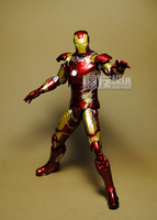 New Fashion 18CM High Classic Toy Marvel Heroes Avengers 6 Inch Action Figure Joint Iron Man