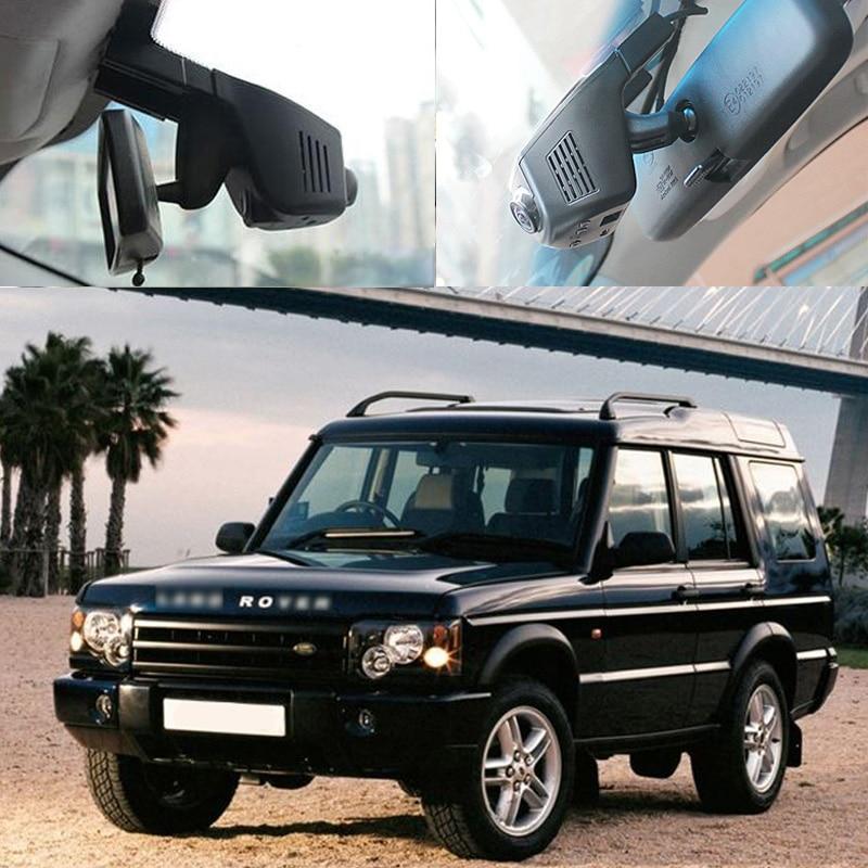 BigBigRoad Per Land Rover Discovery 2 Per cadillac escalade Auto Wifi DVR Video Recorder Novatek 96658 Auto Scatola Nera Dash cam