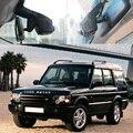 Para Land Rover Discovery 2 APP Controle Wi-fi Car DVR o simulador de Condução automóvel Gravador De Vídeo Novatek 96658 instalação escondida Carro Preto caixa