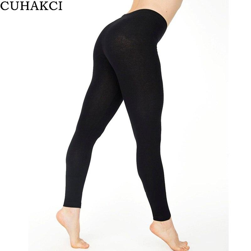 CUHAKCI Women Workout Jeggings Push Up Leggings Breathable Slim Female Hight Waist Pants Plus Size Leggings 4XL Fitness Legging