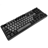 DURGOD Mechanical Keyboard Cherry MX Switch N key Rollover 87 Keys (PBT) Type C Interface for Gamer/Typist/Office(QWERTY Layout)