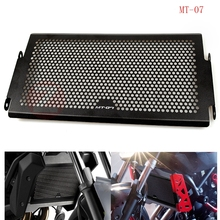 for Yamaha MT07 MT-07 mt07 mt 07 14-16 motorcycle MOTORBIKE Radiator Protective Cover Grill Guard Grille Protector protection