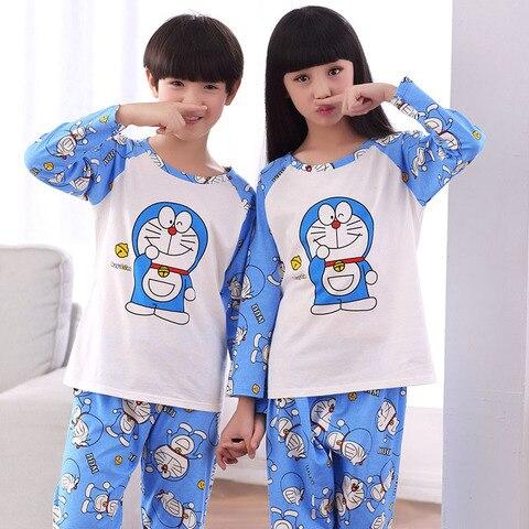 familia combinando pijamas outono longo sleeved mae