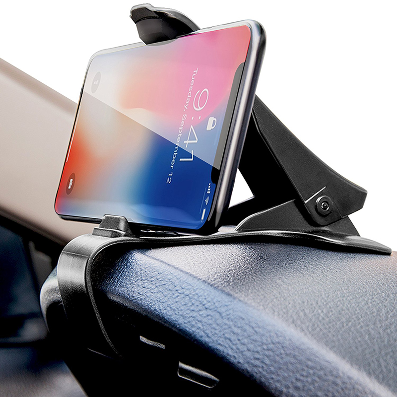 BOAOSI Car Holder Cell Phone Stand For <font><b>Skoda</b></font> Superb Octavia A7 A5 2 <font><b>Fabia</b></font> Rapid Yeti Citroen C4 C5 C3 Grand Picasso image