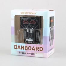 Danbo X Darth Vader, Stormtrooper PVC Action Figure 8cm