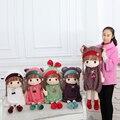 1 pc 45 cm Nova RagDoll Phyl Recheado Bonecos de Pelúcia brinquedos De Pelúcia De Casamento Boneca de Pano Bonito Doce da menina Modelo Presente de Aniversário para crianças