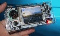 PiX Portbable горизонтальный вер. Карманный мини аркадная игра 2,8 'HD ЖК дисплей Raspberry Pi + 32G карты это нужно бронирование и доступно в 20 дней
