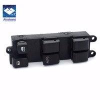 1pcs Auto Parts 25401 4M501 254014M501 Power Window Lifter Regulator Master Control Switch For Nissan Pulsar