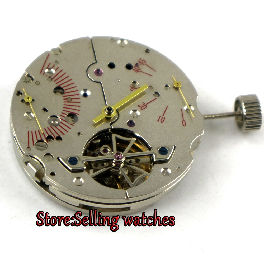 ST 2505 date window power reserve indicator automatic mechanical movementST 2505 date window power reserve indicator automatic mechanical movement