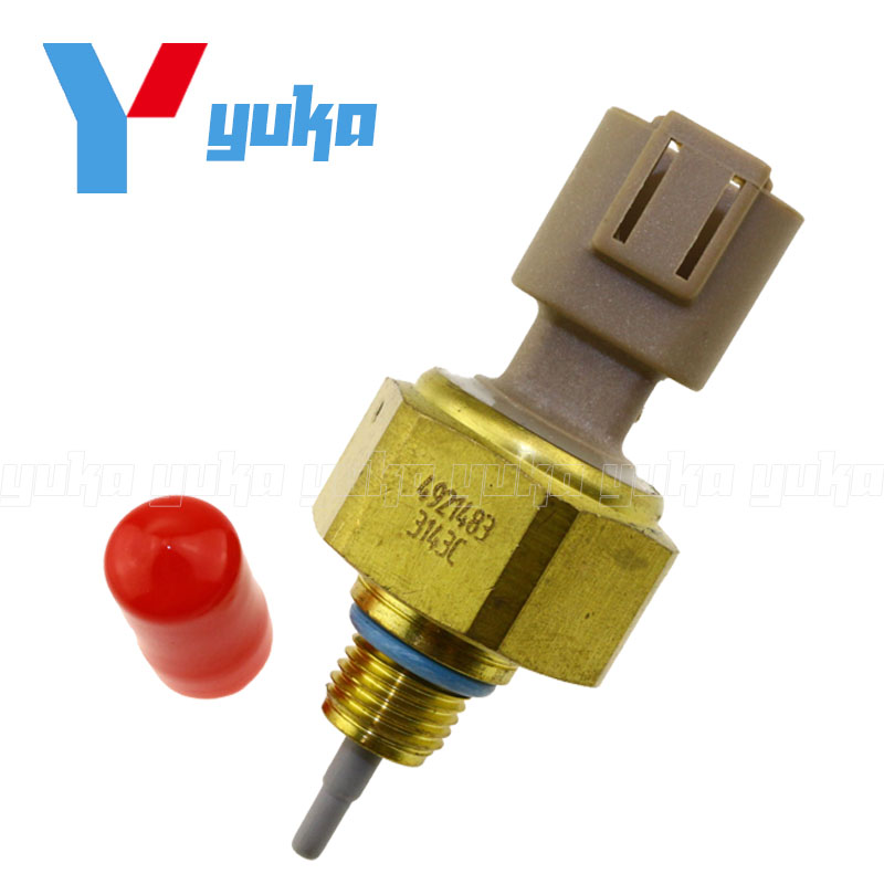 Intake Manifold PRS Temp Pressure Temperature Sensor Switch For Cummins K38 Dongfeng DCEC CCEC 4BT 6BT 6CT ISBe ISDe ISLe free delivery intake pressure sensor 0261230011 genuine