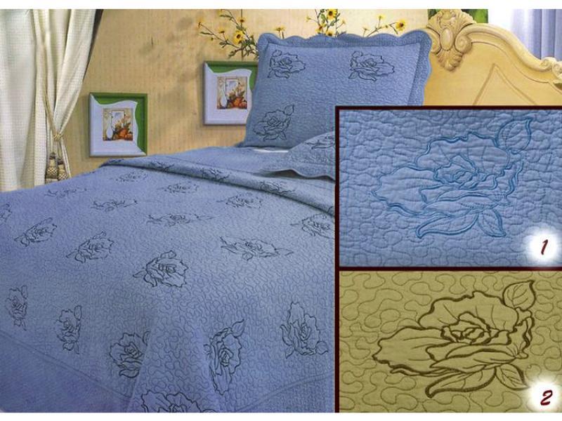 Bedspread euro Tango, Patchwork, 333-12/1, with наволочками tango patchwork 333 pw333 12 код2060
