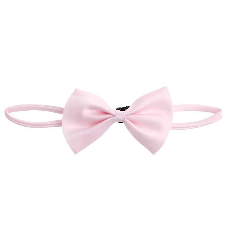 KLV parti çocuk kız erkek yeni yürümeye başlayan çocuklar papyon öncesi bağlı düğün papyon kravat düz kravat 2018 yeni
