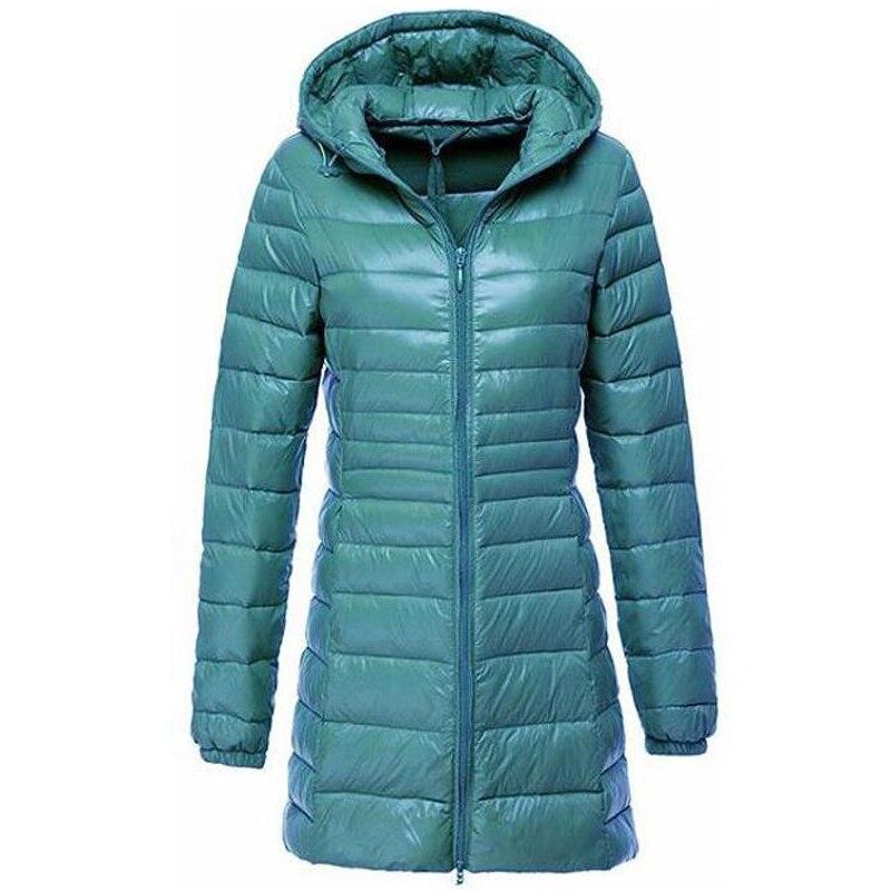 Γυναικείο παλτό χειμερινό με κουκούλα και επένδυση μακρύ s-7xl msow