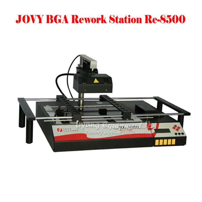 Original Jovy brand BGA rework station RE8500, Jovy system,Free tax TO RUSSIA ship to russia no tax jovy re8500 bga rework station re 8500 upgraded from re7500 soldering machine high quality