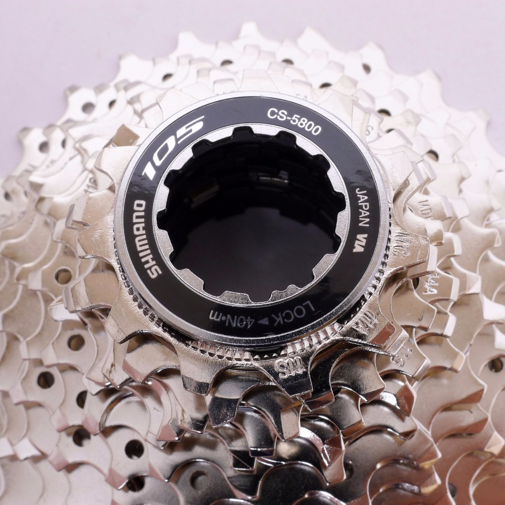 SHIMANO CS 5800 105 Cassette Free Wheel Bicycle Derailleur System Road Bike Accessory Component PARTS