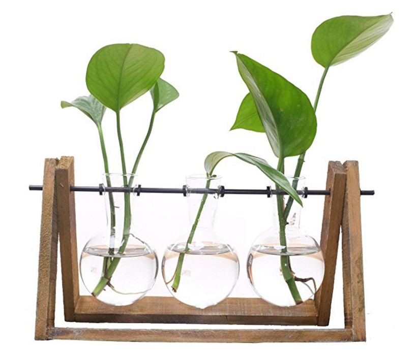 Glas Vase Halter