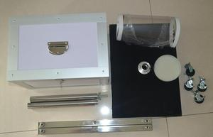 Image 5 - Master Prediction System (White,Aluminum Frame With Bottle) Magic Tricks Professoinal Magician Stage Illusion Gimmick Mentalism