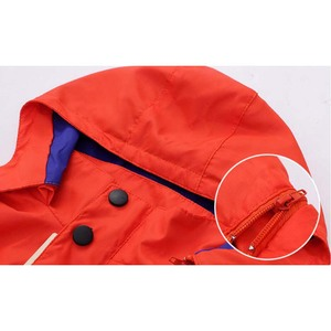 Image 5 - Bahar erkek ceket 3 13T erkek dış giyim çocuk yüksek kaliteli rüzgarlık çocuk spor ceket bisiklet cilt macera dağ